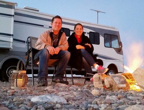 RV Living: Our First 24 Hours In Our First Motorhome