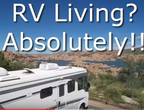 "RV Living: ""You Want To Live In An RV?"""