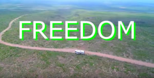 rv living is freedom