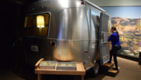 natural history museum airstream