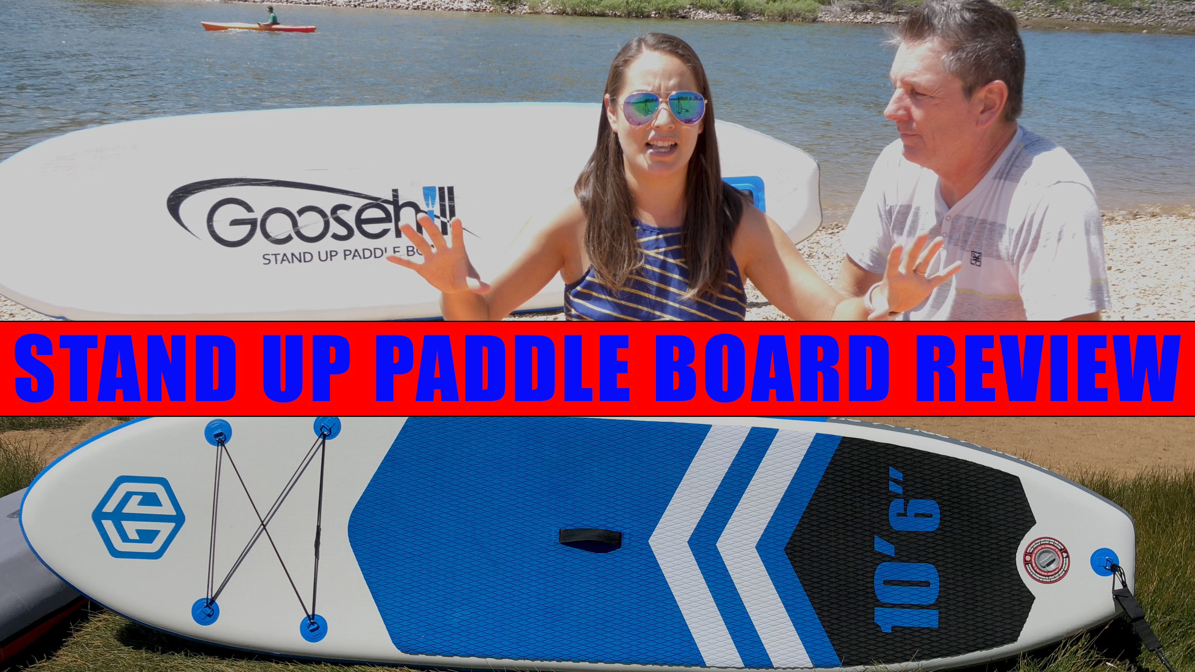 inflatable stand up paddle board review